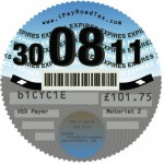 I pay road tax Logo