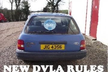 NEW DVLA RULES
