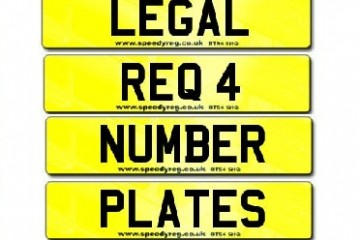 dvla number plates. Black Bedroom Furniture Sets. Home Design Ideas