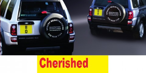 Cherished Registrations 1