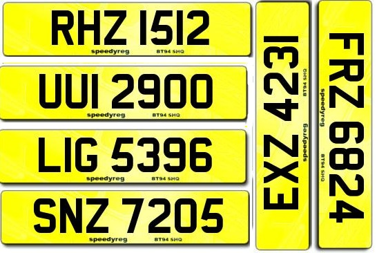 looking for a cheap number plate. Black Bedroom Furniture Sets. Home Design Ideas