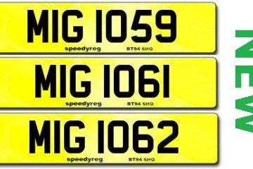 cgz number plates cgz registration new irish number plates. Black Bedroom Furniture Sets. Home Design Ideas