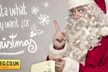 Tell Santa