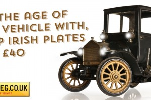 Cheap Irish Number Plates
