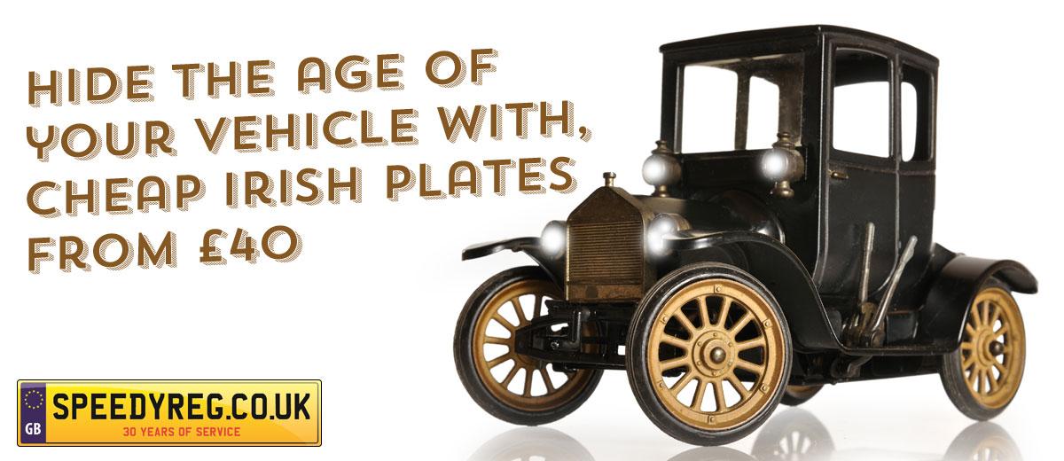 cheap irish number plates. Black Bedroom Furniture Sets. Home Design Ideas