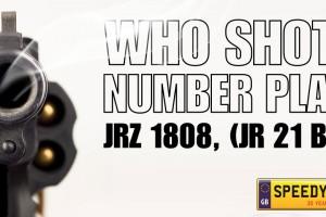JRZ Number Plates