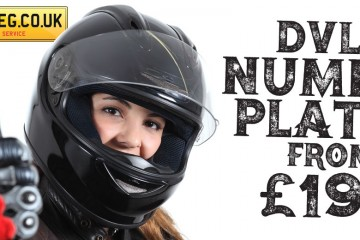 Number Plates from £199