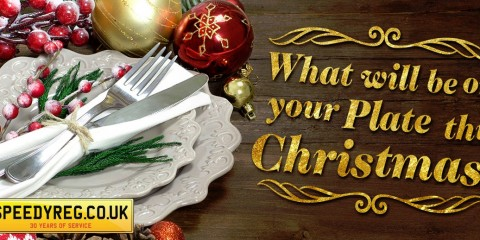 What will be on your plate this christmas