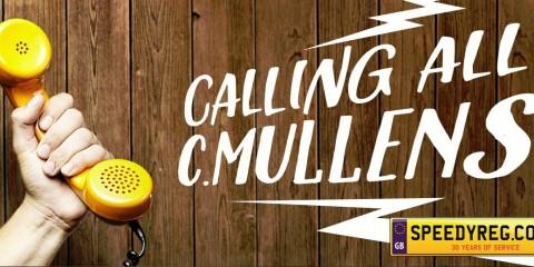 Calling a C Mullans