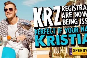 KRZ Registrations