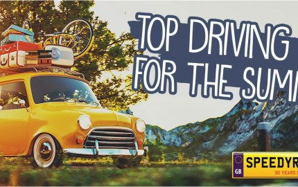 Top Driving Tips for Summer