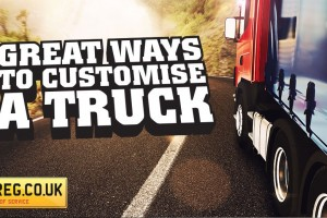 customise your truck