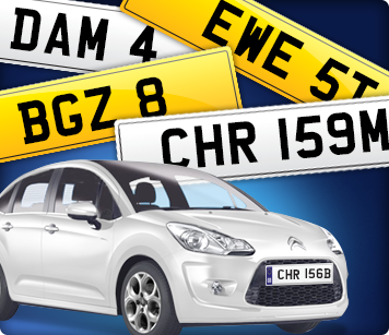 Speedy Number Plates