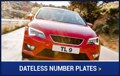Dateless Number Plates