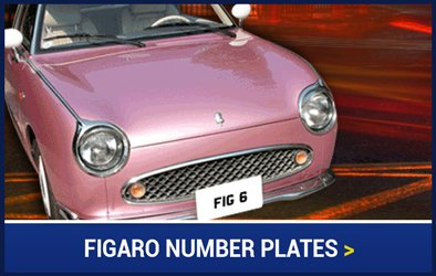Figaro Number Plates