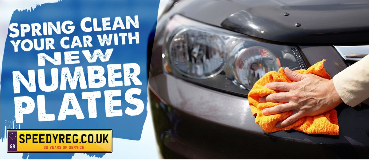 Spring Clean Your Car