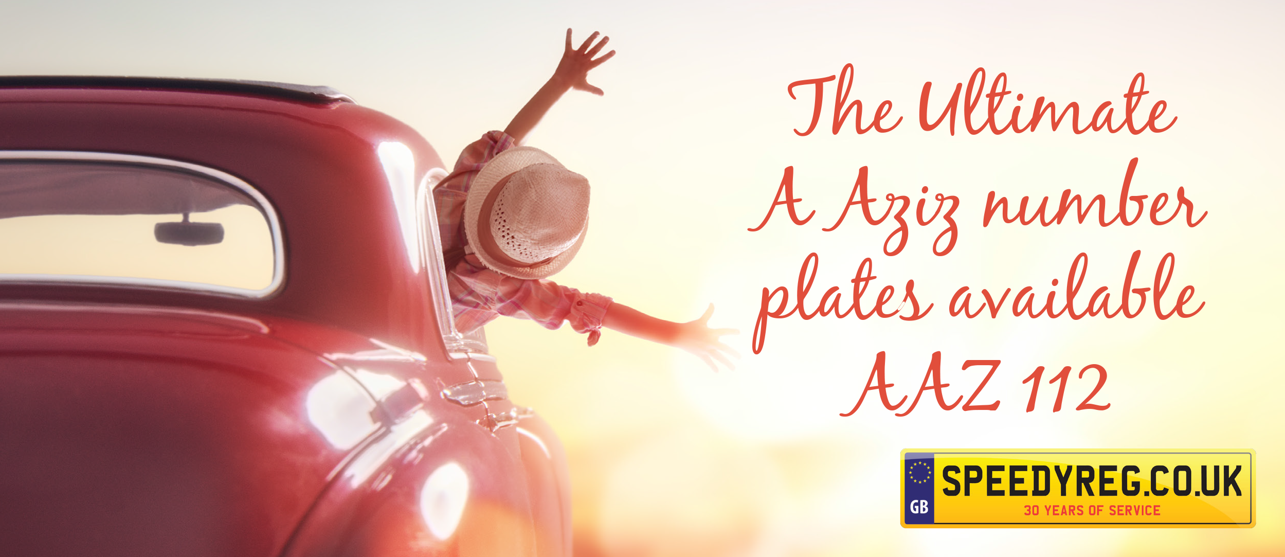 AAZ Number Plates | Aziz: Personalised Plates | AAZ Registration