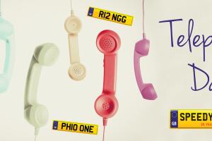 Telephone Day Number Plates - Speedy Reg