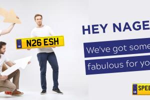 Nagesh Number Plates - Speedy Reg