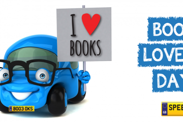 Book Lovers Number Plates - Speedy Reg