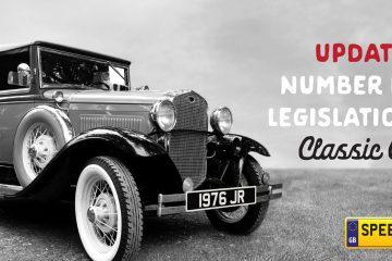 Number Plates Legislation Number Plates - Speedy Reg