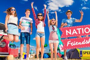 National Friendship Day Number Plates - Speedy Reg