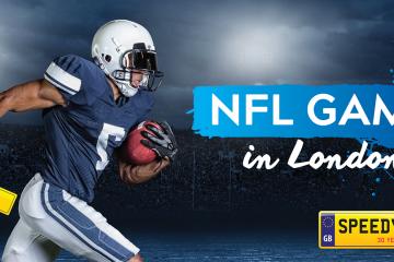 NFL Game Number Plates - Speedy Reg