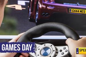 Video Games Day Number Plates - Speedy Reg