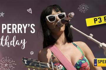 Katy Perry's Birthday Number Plates - Speedy Reg