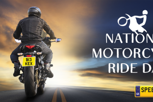 National Motorcycle Ride Day Number Plates - Speedy Reg