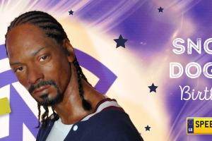 Snoop Dogg Number Plates - Speedy Reg