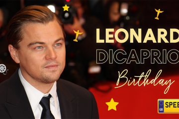 Leonardo Dicaprio Birthday Number Plates - Speedy Reg