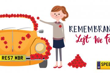 Remembrance Day - Speedy Reg
