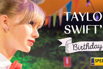 Taylor Swift Birthday Number Plates - Speedy Reg
