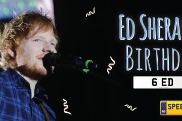 Ed Sheeran Number Plates - Speedy Reg