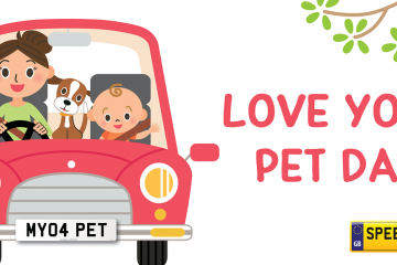 Pet Number Plates - Speedy Reg