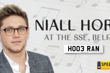 Niall Horan Number Plates - Speedy Reg