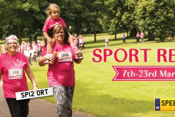 Sport Relief - Speedy Reg