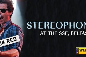 Stereophonics Number Plates - Speedy Reg