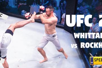 UFC Number Plates - Speedy Reg