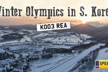 Winter Olympics Number Plates - Speedy Reg