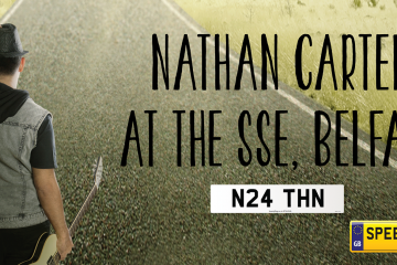 Nathan Carter Number Plates - Speedy Reg