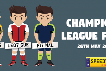 Champions League Final - Speedy Reg