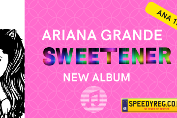Ariana Grande Number Plates - Speedy Reg