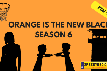 Orange is the New Black Number Plates - Speedy Reg