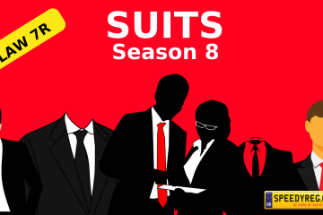 Suits Season 8 Number Plates - Speedy Reg