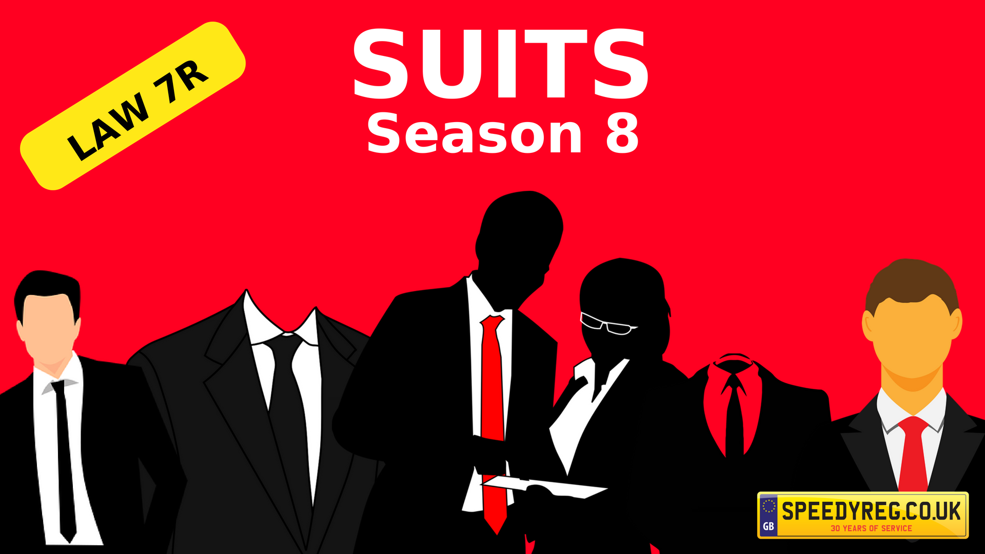 Suits Returns to Netflix | Season 8 | Suits Facts & Number Plates