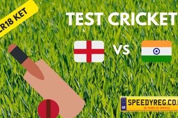 Cricket Number Plates - Speedy Reg
