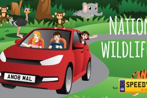 National Wildlife Day Number Plates - Speedy Reg