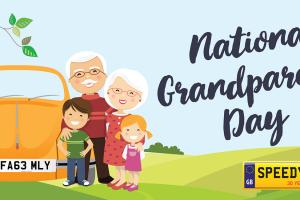Grandparents Day - Speedy Reg